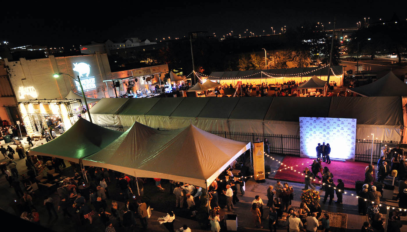 About Mahaffey Event & Tent Rentals